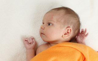 Причины появления и методы лечения прыщей на щеках у детей