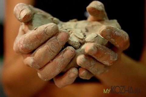 Руки и бадяга