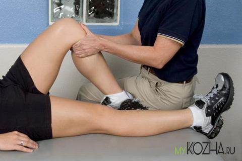 Спорт и массаж