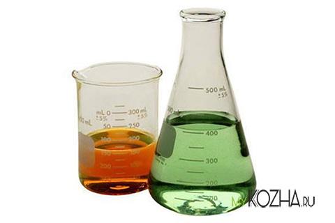 Различные кислоты