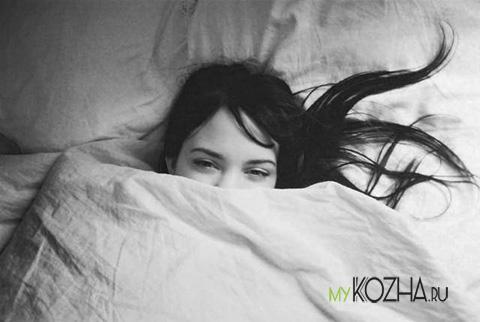 нужно укрыться одеялом