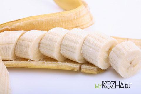 банановые-маски-от-морщин