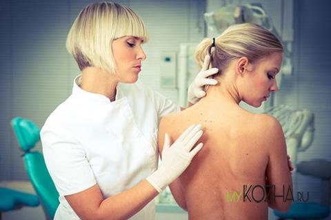 дерматолог-онколог