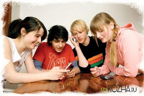 у-подростков