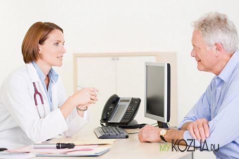 врач-по-родинка