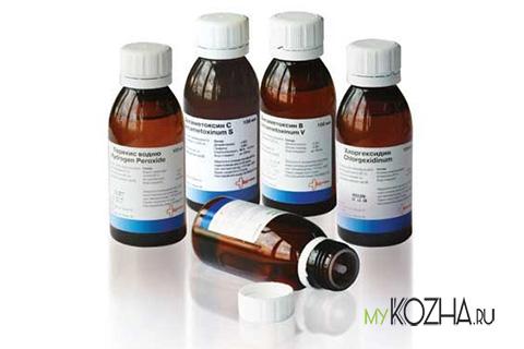 хлоргексидин-от-прыщей