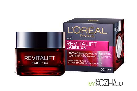 Лореаль-Revitalift-Laser-x3