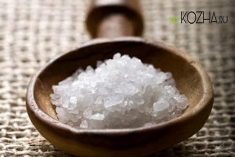 Скраб-из-морской-соли