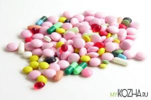 Лечение прыщей антиандрогенными препаратами