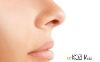 Лечение термических и химических ожогов слизистой носа