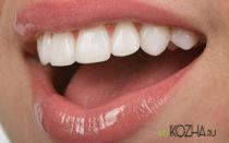 Лечение ожогов слизистой полости рта
