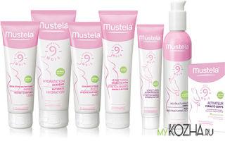 Mustela – ангельская текстура против исполинских растяжек