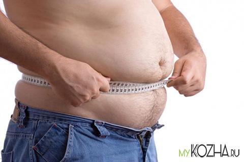 Стремительный набор веса