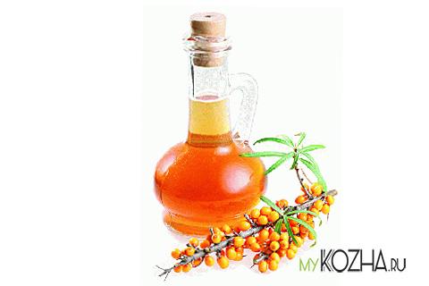 облепиховое масло от ожогов