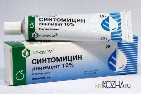 синтомициновая-мазь