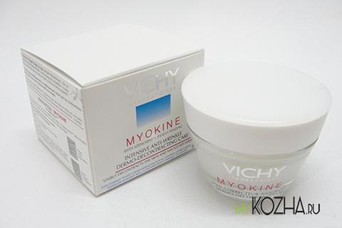 VICHY-MYOKINE-крем
