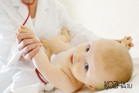 ребенок-у-врача