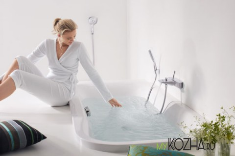 ванная с контрактубексом