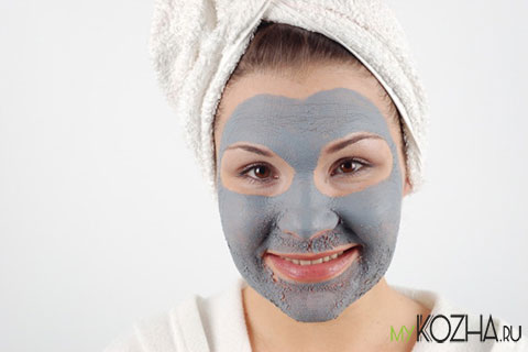 маска-из-голубой-глины