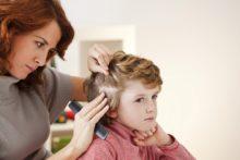 педикулез головы у детей